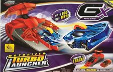 Gx Racers Motorized Turbo Launcher, Jakks Pacific Road Champs