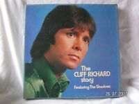 THE CLIFF RICHARD STORY FEATURING THE SHADOWS 6 VINYL LP SET