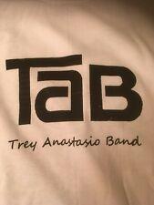 Trey Anastasio Band Tab Xl T Shirt Phish