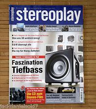 Stereoplay 07/2010 • B&W 804 Diamond • Martin Logan Descent i • Teufel M 6200