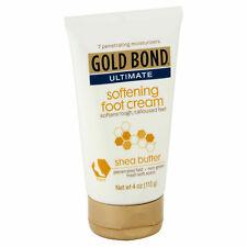 Gold Bond ULTIMATE SOFTENING FOOT CREAM SHEA BUTTER 7 PENETRATING MOISTURIZERS