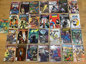 Joblot Bundle DC Comics Superman Justice League Wonder Woman Batman Futures End