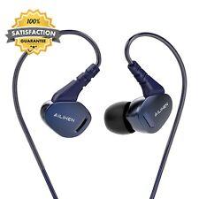 Ailihen X2 Noise Isolation Running Earphones Sweatproof Sports Headphones...