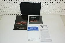 2010 Dodge Jourey User Guide Owners Manual Set w/case & DVD  FREE SHIPPING
