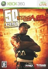 USED 50 Cent: Blood on the Sand Japan Import Xbox 360