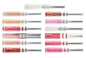 Laval Lip Shiner Lip Gloss Nude Peach Pink Red Clear