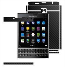 3D Carbon Skin,Full Body Protector for Case,Vinyl Wrap For Blackberry Passport