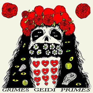 GRIMES: Geidi Primes (2010/2020) Limited Edition Archival Pigment Print, 24x24