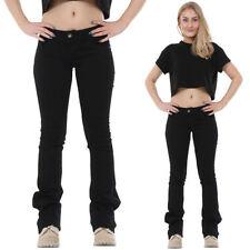 Indigo, Dark wash Bootcut L32 Jeans for Women