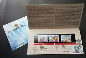 25 Years Of Asean Malaysia 1992 Costume Mosque Flower (p.pack MNH *c scan ***CCC