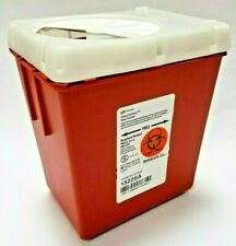 Covidien Kendall Sharps Containers 22 Qt Needle Disposal Part 1522sa