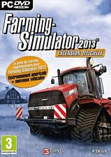 "SIM2013EXT1 - DVD Farming Simulator 2013 ""Extension Officielle"" -"