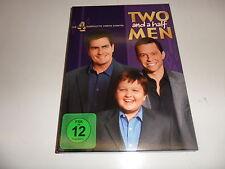 DVD  Two and a Half Men: Mein cooler Onkel Charlie- Die komplette vierte Staffel