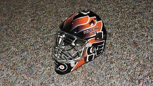 Philadelphia Flyers Franklin NHL Goalie Hockey Mask Helmet