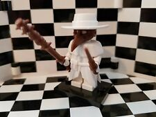 Lego Custom Plague Doctor Minifigure White/Brown Accessory Pack