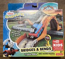 Thomas & Friends Adventures Bridges & Bends Train Track Pack NEW