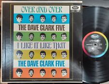 DAVE CLARK FIVE 5 Over & Over/I Like It Like That Canada-Only LP 6000 Series