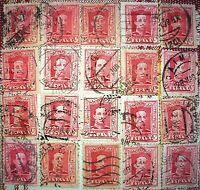Acy, Lot 20, R.edif 317A Alfonso XIII, dentado RARO 12 x 11.1/2 ap 200€ REVISADO