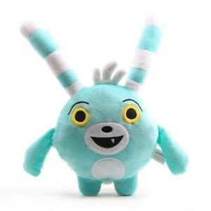 Anime Abby Hatcher Bozzly Bunny Plush Kawaii Rabbit Soft Stuffed Figure Fun Gift