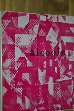 Alcool / Apollinaire / Numéroté / Ref A40