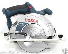 Bosch Akku-Handkreissäge GKS 24 V Blau Professional SOLO 160mm  KEIN Li-Ion Akku