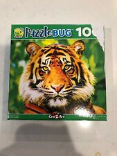 NEW Cra-Z-Art Puzzlebug 100 Piece Jigsaw Puzzle- Tiger