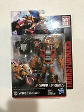 Transformers Power of the Primes Wreck-Gar Walgreens exclusive G1