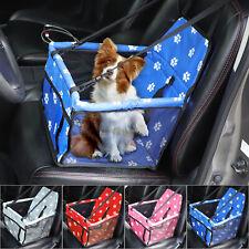 More details for folding pet seat car seat safe handbag cat puppy travel carrier bed bag basket