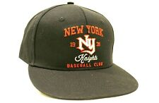 New York Knights Baseball Hat Cap Robert Redford The Natural Roy Hobbs Movie