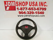 JDM 02 05 Honda Civic Type R 02-06 Integra Type R OE MOMO Steering Wheel DC5 EP3