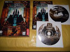 PC GAME-D&D IL TEMPIO DEL MALE ELEMENTALE-BOXATO-GRAYHAWK ADVENTURE-BOXATO-ITA