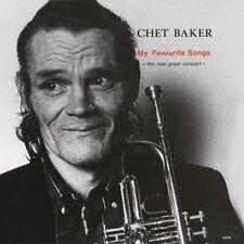Chet Baker - My Favourite Songs-The Last [New CD]