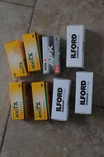 Ilford, Agfa and more Roll Film 120mm Film Expired