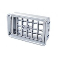 Freightliner FLD/Classic Chrome Cross Grid A/C Heater Vent 41025