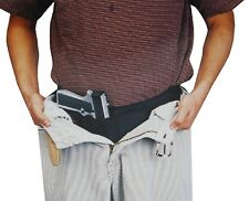 Nylon Trouser Possum Pouch Crotch Carry Holster Springfield XD SC Ruger SR9