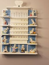 Danbury Mint Pillsbury Doughboy Calendar