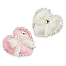 Reutter Porzellan CUSCINO CUORE HEART PILLOW Set 1.734/8 bambole Tube dollhouse 1:12
