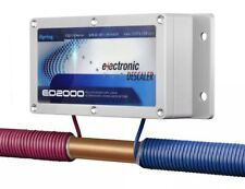iSpring ED2000 Whole House Electronic Descaler Water Conditioner, Not Softener