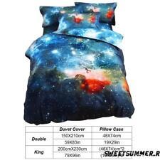Universe 3d Bedding Space Cosmos Star Sky Sets Duvet Cover Set Pillowcase Wniu Star 006 200x230cm