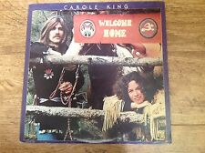 "CAROLE KING ""Welcome Home"" vinyl LP album record AVATAR 1978"