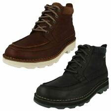 Clarks Walking, Hiking, Trail 100% Leather Boots for Men