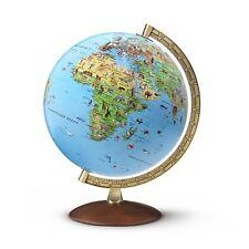 Nova Rico 30cm Safari Plus Illuminated Children's Globe with Illustrated book