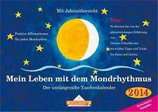 Mein Leben mit dem Mondrhythmus 2012. Taschenkalender von Lena Meier und Sarah M. Neumeister (2011, Taschenbuch)