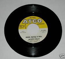 ARTHUR CONLEY SHAKE, RATTLE & ROLL ORIGINAL 45 RECORD