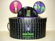 Disney SHAG Haunted Mansion 40th Mickey Ears LE999 NEW