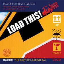 LOAD THIS! Best of Loading Bay Records 2 x CD Euro Italodance HI-NRG NEW SEALED