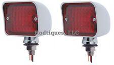 Red LED Taillights Turn Signal Running Brake Light Dune Buggy Bug Sandrail VW