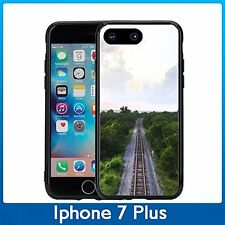 Lonely Train Tracks For Iphone 7 Plus (5.5) Case Cover By Atomic Market