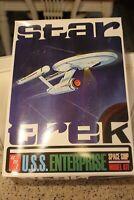 """Star Trek 18"""" USS ENTERPRISE 1/650th Scale amt model kit"""