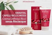 CREMA DEFINISCI RICCI SENZA RISCIACQUO Oficine Cleman AMAVITAL  - 150 ml